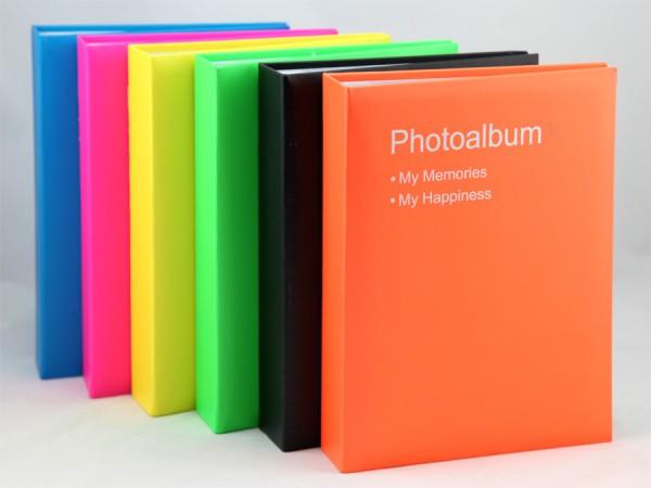 Conception Fotoalbum für 200 Fotos in 10x15 cm Einsteck Foto Album Memoalbum
