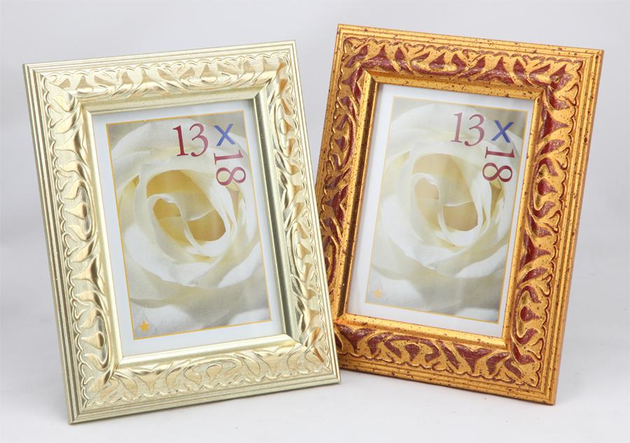 Kasse Klassischer Bilderrahmen in Gold Silber 10x15 13x18 Foto ...