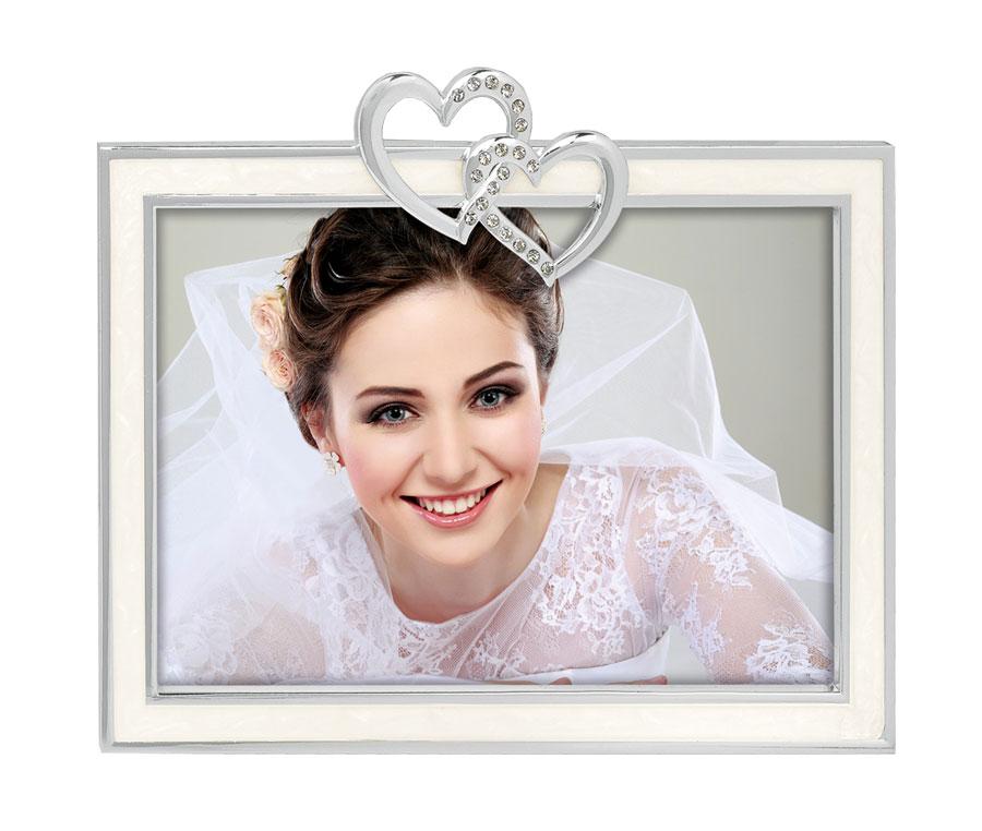 Ungaretti Metall Bilderrahmen 10x15 13x18 Hochzeit romantischer Foto ...