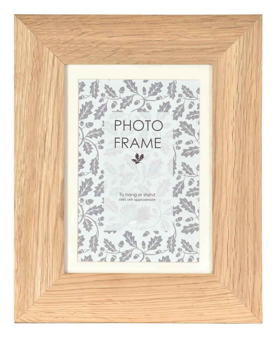 Boston Holz Bilderrahmen in Natur 10x15 cm bis 20x25 cm Bilder Foto ...