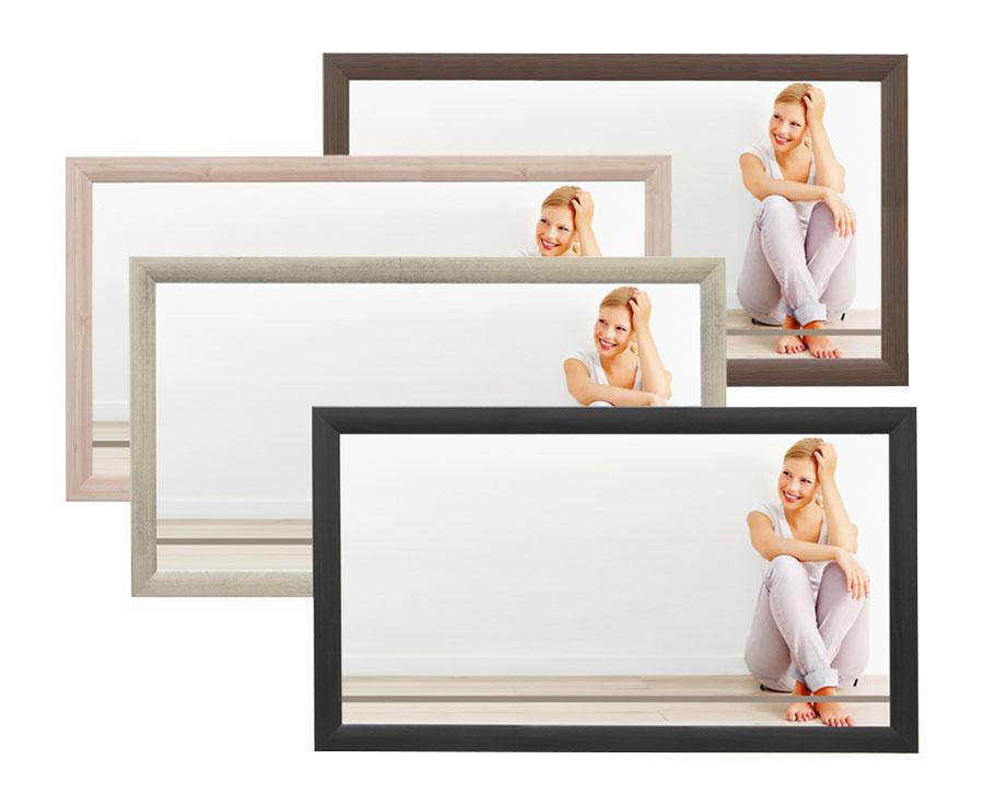 melina iv bilderrahmen 30x60 30x90 foto collage galerie panorama rahmen idealfoto. Black Bedroom Furniture Sets. Home Design Ideas