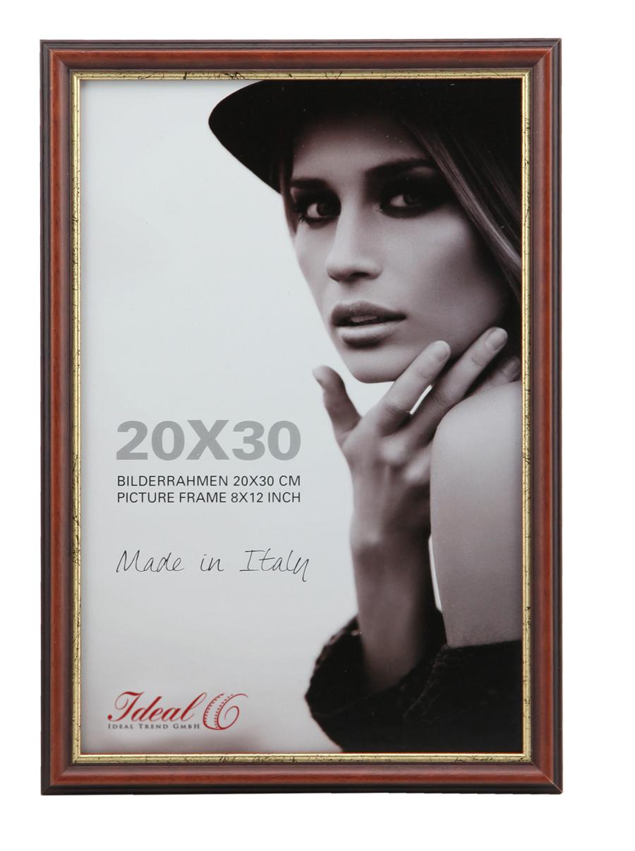 Klassiker Bilderrahmen mit Goldrand in 9x13 cm bis 20x30 A4 Foto ...